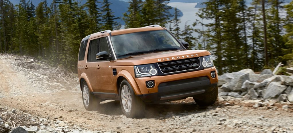 Land Rover Discovery SVX could bring high-tech off-roading