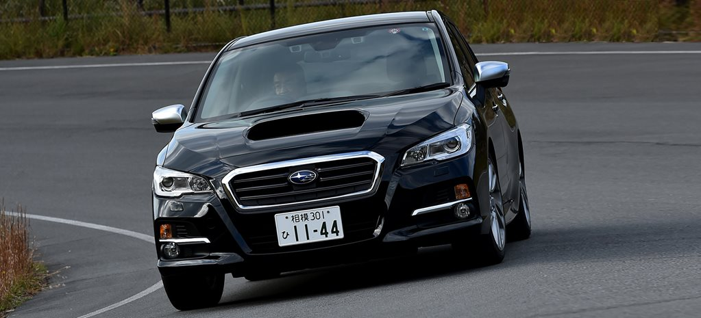 Subaru Levorg to get WRX power, but no manual gearbox