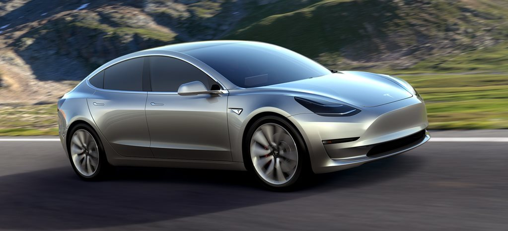 Tesla Model 3: Electric rival for 3 Series unveiled