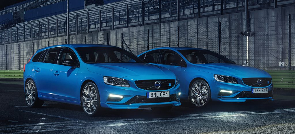 Volvo S60 and V60 Polestar get speed boost