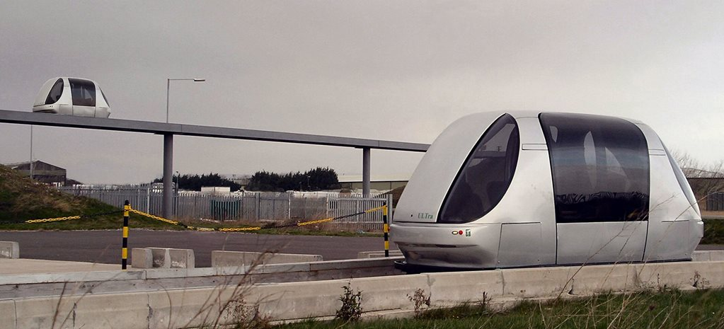 Driverless pods arrive in India