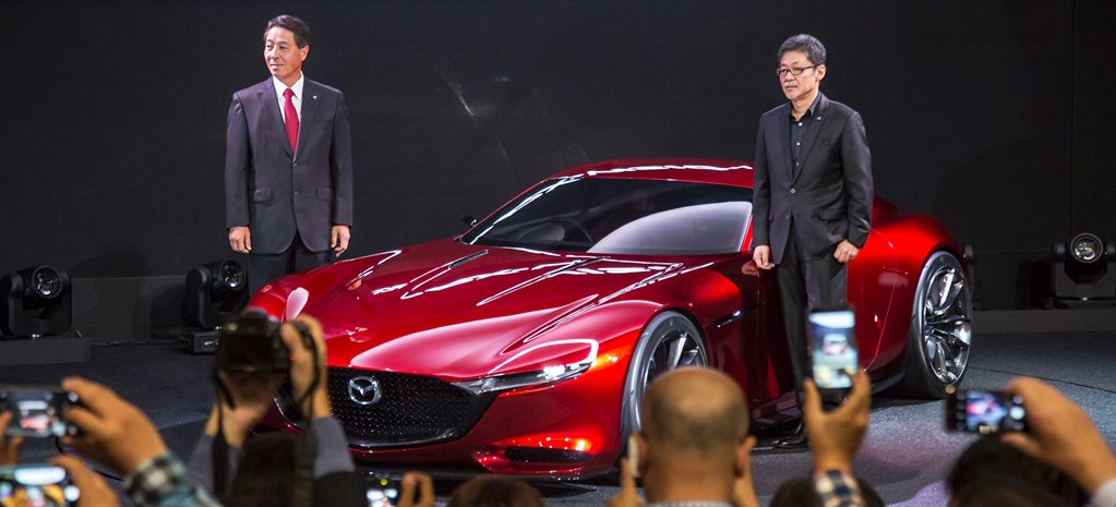 Ikuo Maeda: Meet the designer of the Mazda RX-Vision concept.