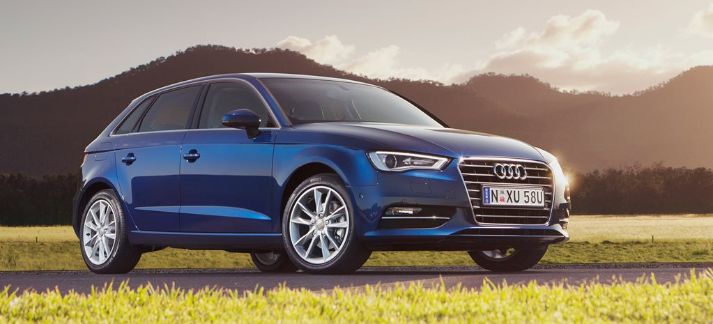 Audi A3 range updated with new tech and engines