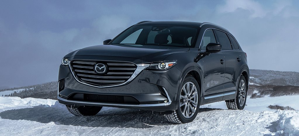 Updated Mazda CX-9 due to arrive in Australia mid 2016