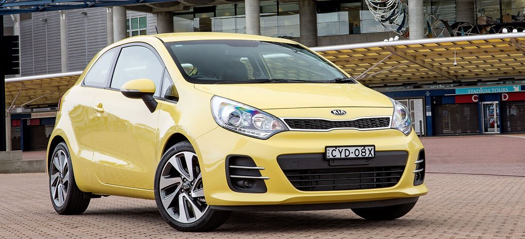 2016 kia rio review. Black Bedroom Furniture Sets. Home Design Ideas
