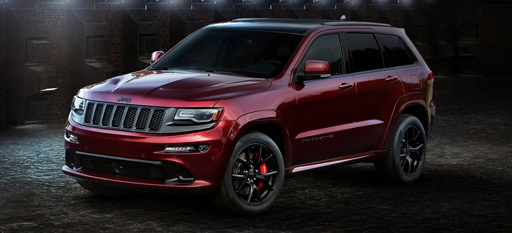 Jeep Grand Cherokee SRT Night limited edition released