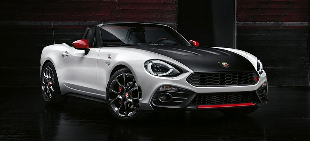 Fiat Abarth 124 Spider to land in Australia