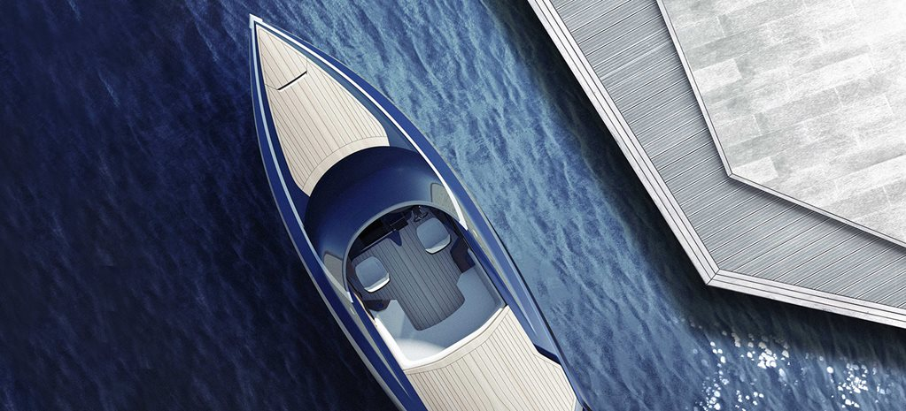 Aston Martin unveils innovative AM37 speedboat