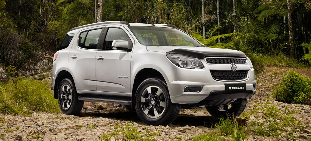 Holden releases special edition Trax, Colorado and Colorado 7