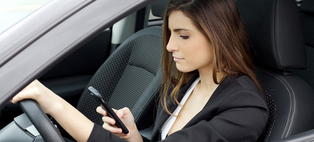 Police tech will hunt down texting drivers