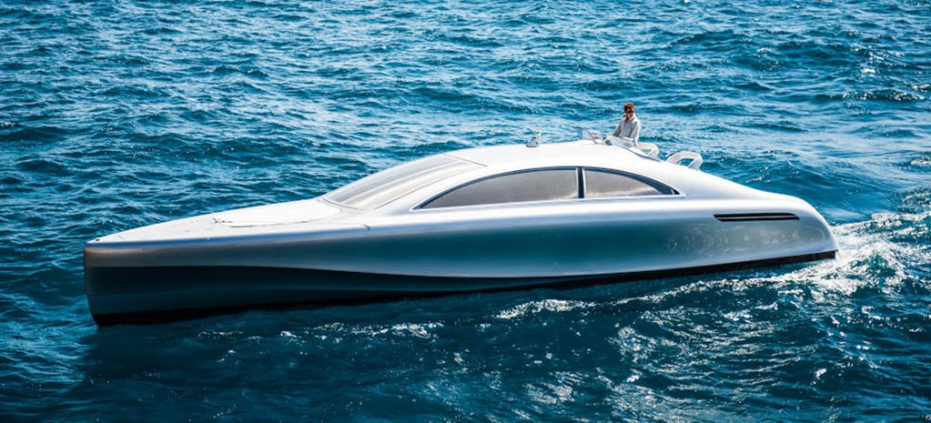 Mercedes-Benz builds $1.7m yacht called Arrow460-Granturismo