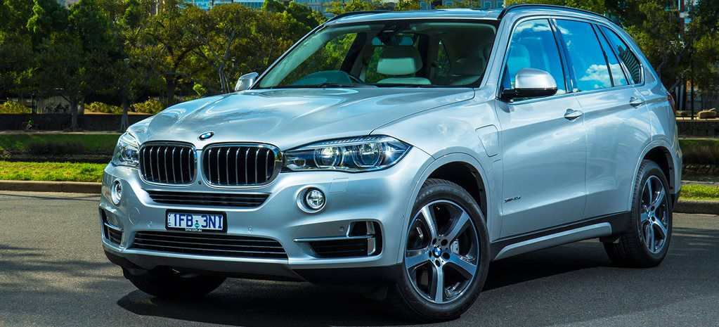 BMW X5 xDrive40e: 8 Things You Didn't Know
