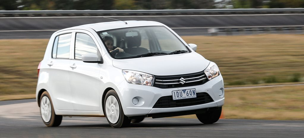 2016 suzuki celerio review. Black Bedroom Furniture Sets. Home Design Ideas
