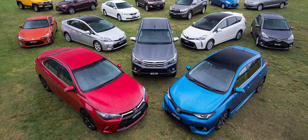 Toyota Australia vehicle supply unaffected by Japanese earthquakes