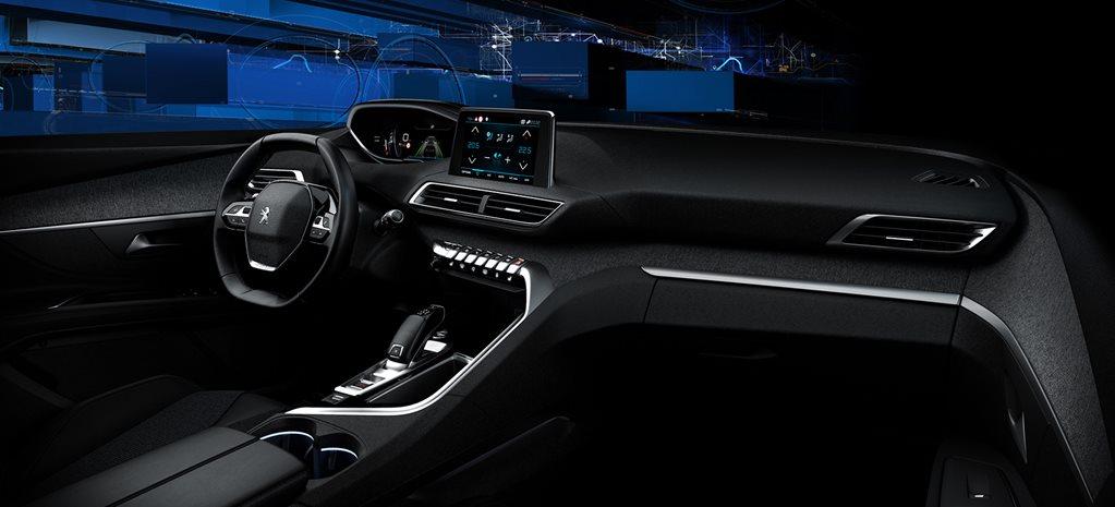 Peugeot reveals futuristic new interior concept