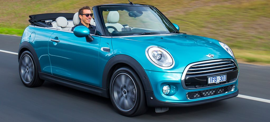 2016 Mini Cooper Convertible Quick Review