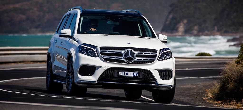 2016 Mercedes-Benz GLS 500 Quick Review
