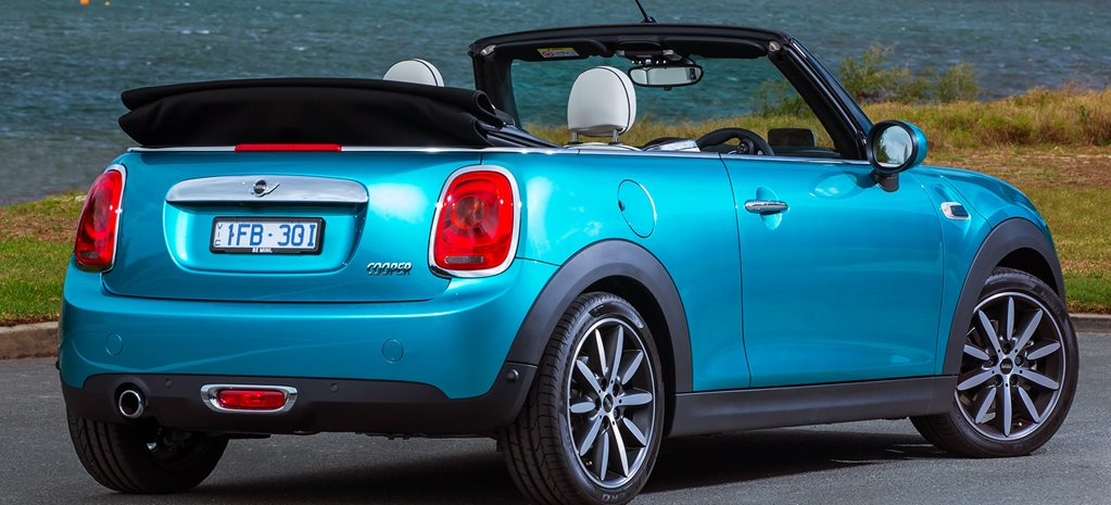 Mini Cooper Convertible is now cheaper than ever