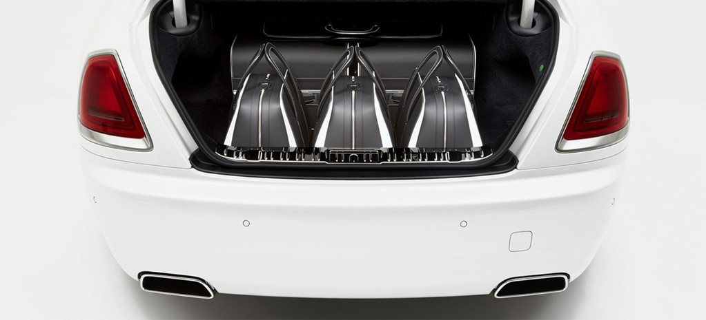 Rolls-Royce $60k luggage set: Pack your bags, Louis Vuitton