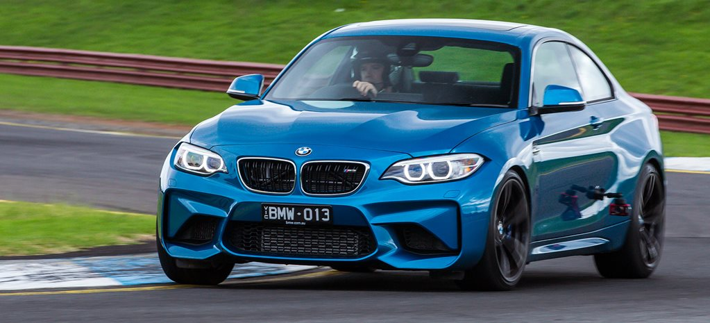 2016 BMW M2 Coupe Quick Review