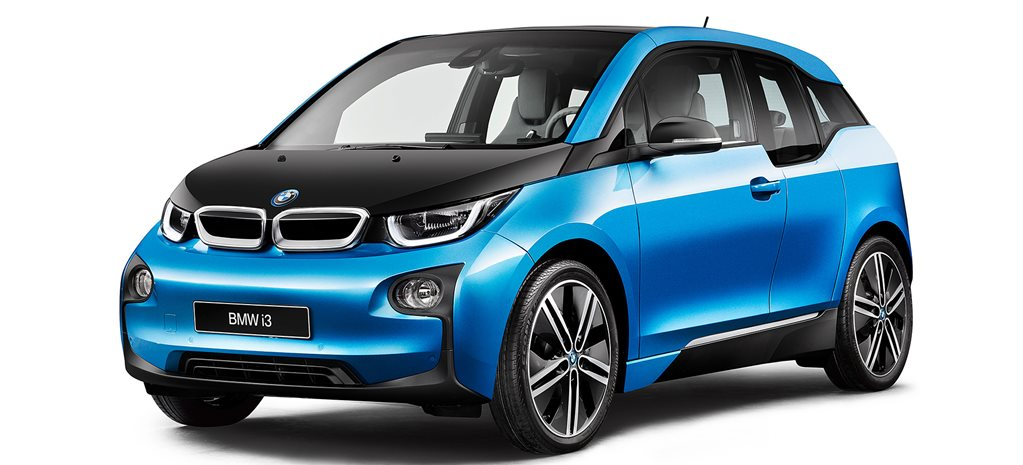 BMW i3 electric car gets 300km driving range from new battery