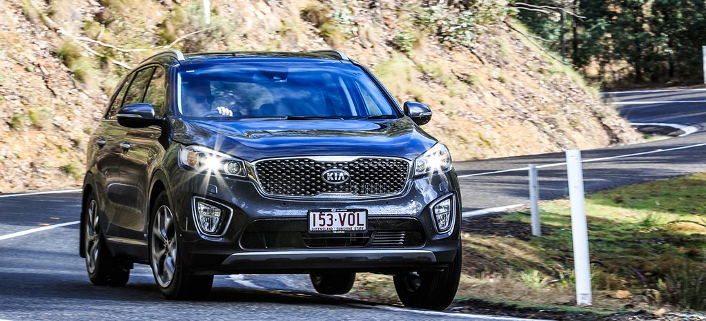 2017 kia sorento review live prices and updates whichcar. Black Bedroom Furniture Sets. Home Design Ideas