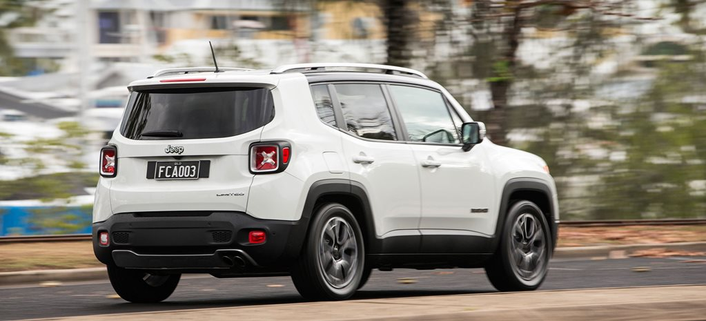 Jeep Renegade Review Price Features