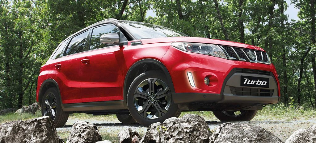 2016 Suzuki Vitara S Turbo Quick Review