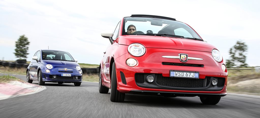 2016 Fiat Abarth 595 Quick Review