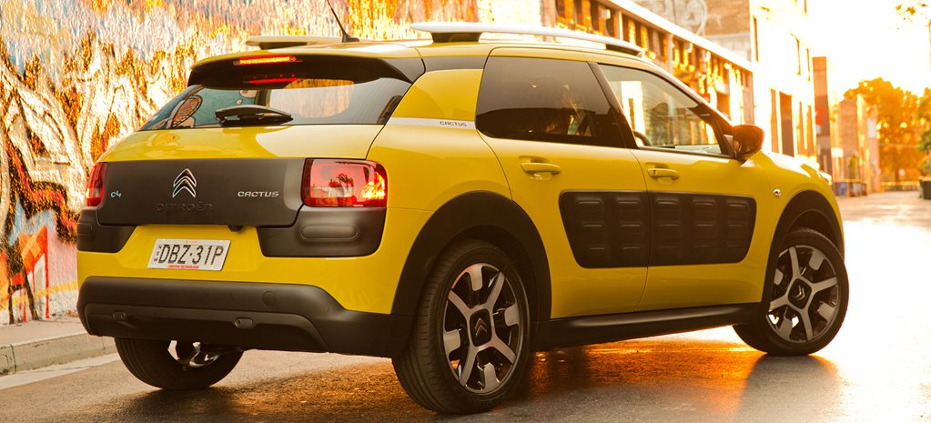 2016 Citroen C4 Cactus Exclusive 1.2i Puretech Quick Review