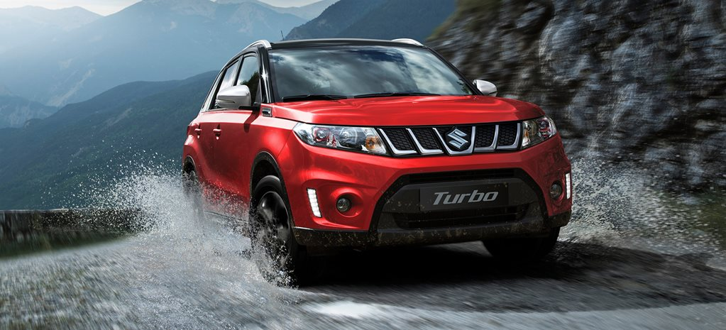 Suzuki Vitara S Turbo: 6 things you didn't know