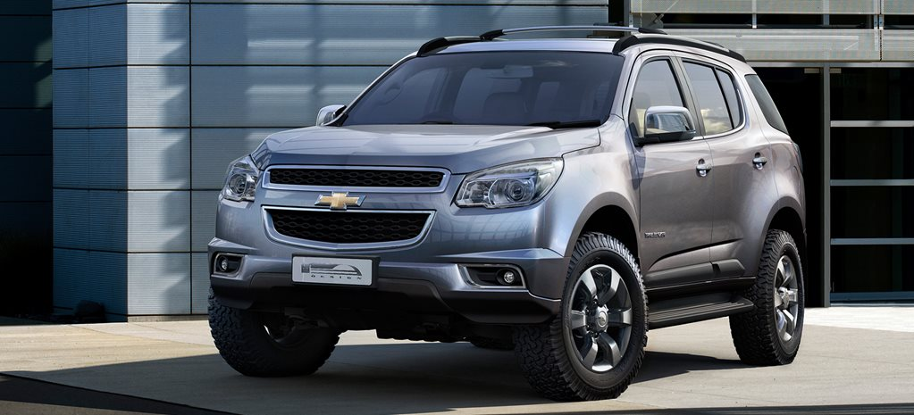 2016 Holden Trailblazer to take brand more upmarket
