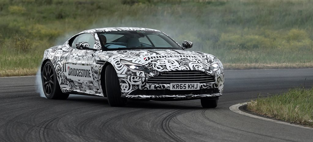 Aston Martin DB11 prototype Quick Review