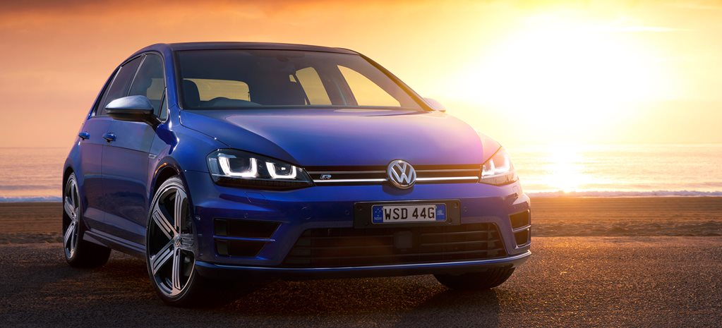 Volkswagen Golf R - 7th Generation