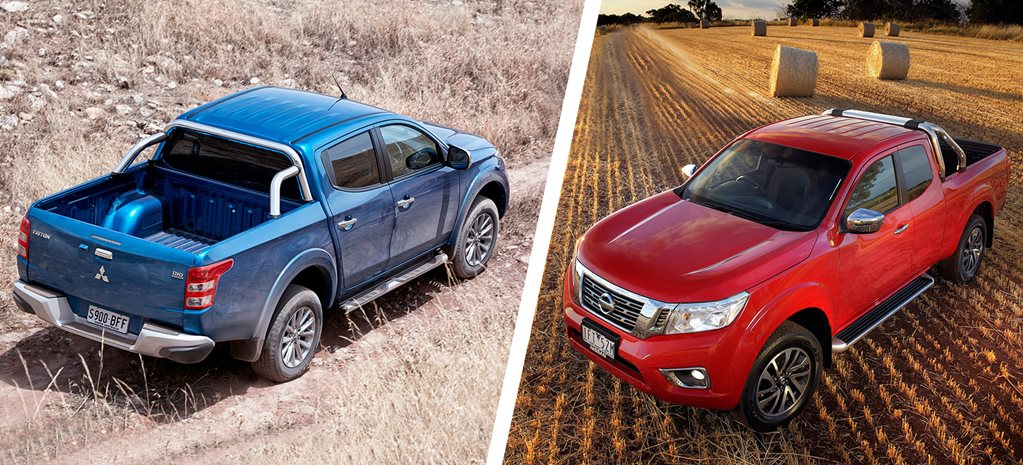 Nissan Navara and Mitsubishi Triton to be twinned