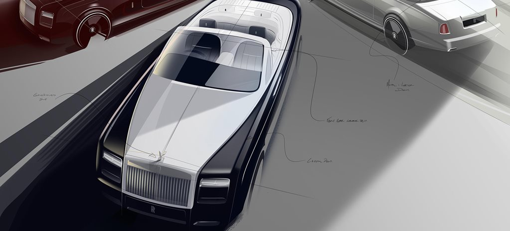 Rolls-Royce farewells the Phantom with an ultra-luxe special edition