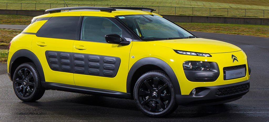 Citroen C4 Cactus: 7 things you didn't know