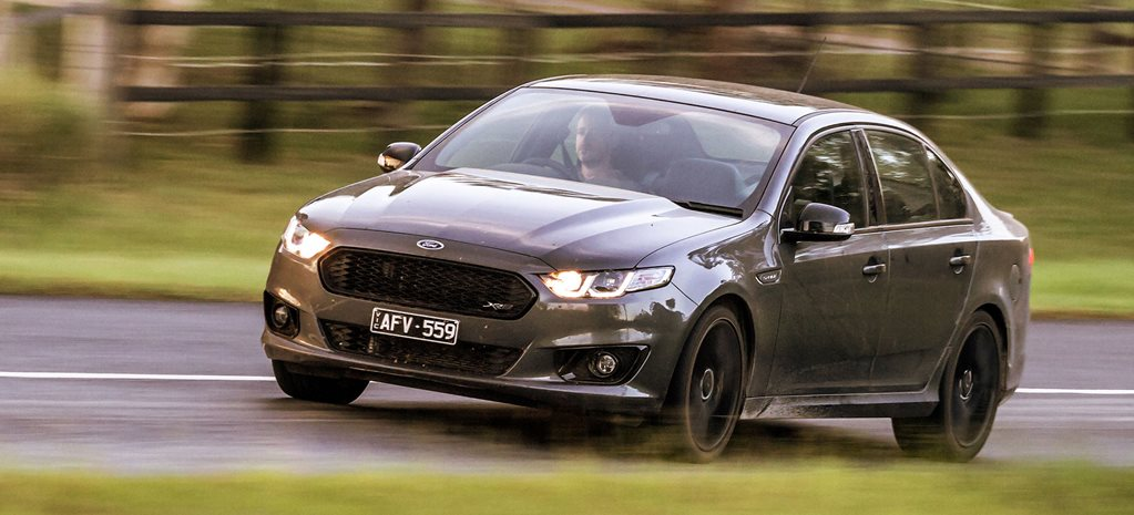 Ford Falcon 2016 >> Ford Falcon Review Price Features