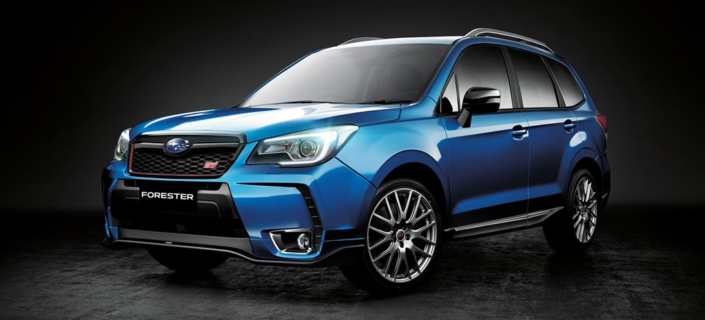 Subaru launches hotter STI-tuned Forester tS priced at $54,990