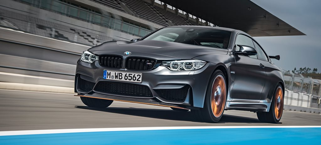 Track-focused BMW M4 GTS sold out before it arrives