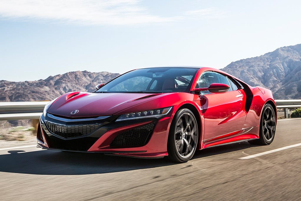 New Honda NSX on sale in July, arriving in November