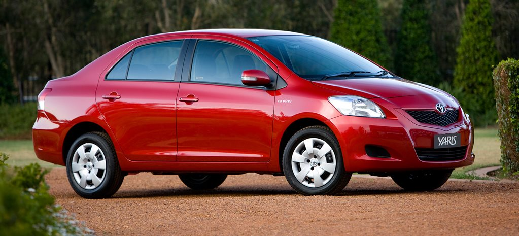 Toyota Yaris Sedan To Be Dropped From Showrooms