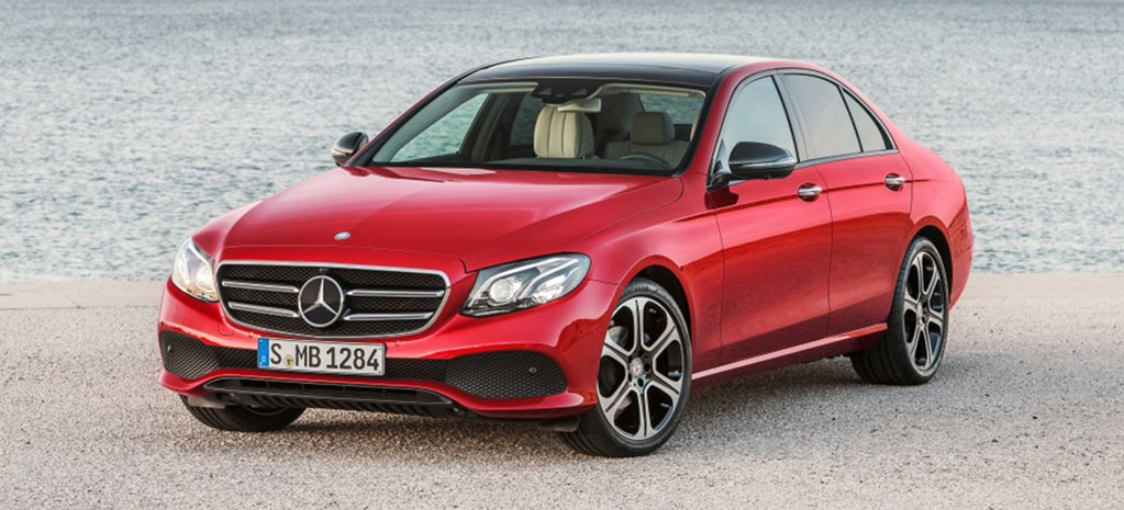 Mercedes-Benz E-Class goes up in price