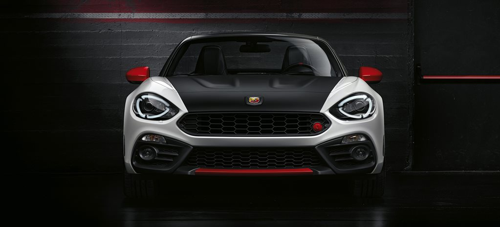 Abarth 124 Spider website opens for Aussie interest