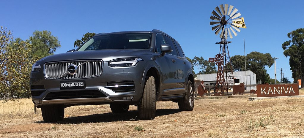 Part 1: Volvo XC90 on South Australian food and wine trip