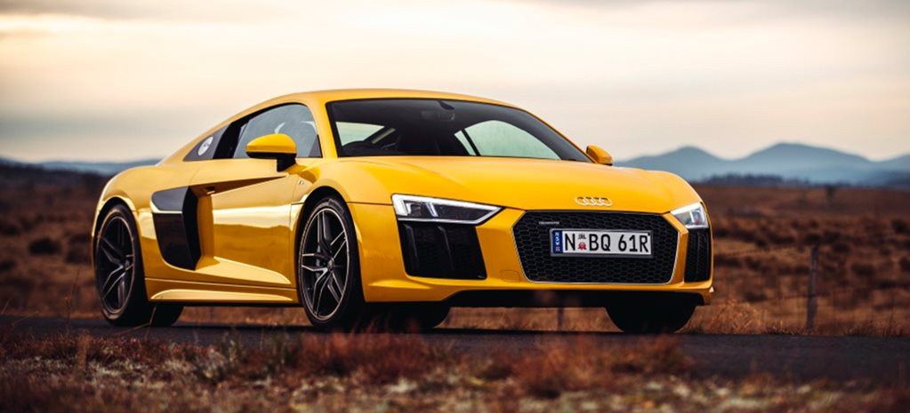 2016 Audi R8 Quick Review