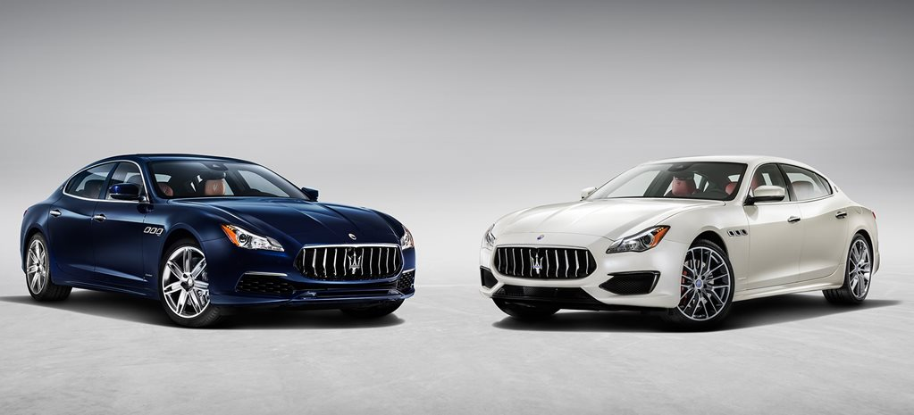 Higher-spec Maserati Quattroporte for Australian market
