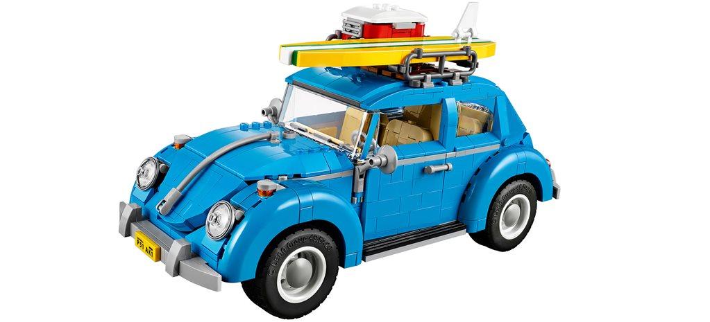 lego release a new vw beetle. Black Bedroom Furniture Sets. Home Design Ideas