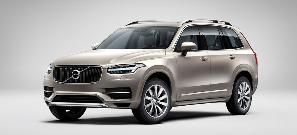Volvo XC90 T8 gets performance boost from Polestar