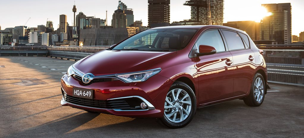 Toyota Corolla Hybrid cuts hatch's fuel use by a third